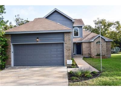 Leander Single Family Home For Sale: 702 N Stuart Cv