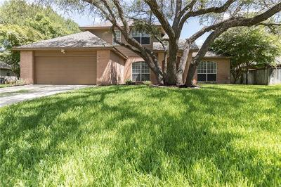 Harker Heights Single Family Home For Sale: 1809 McGinnis Ct