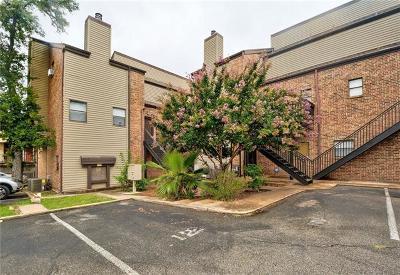 Austin Condo/Townhouse For Sale: 505 Bellevue Pl #8