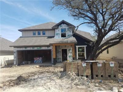 Leander Single Family Home For Sale: 113 Rusk Bluff