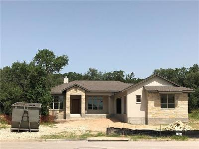 Menard County, Val Verde County, Real County, Bandera County, Gonzales County, Fayette County, Bastrop County, Travis County, Williamson County, Burnet County, Llano County, Mason County, Kerr County, Blanco County, Gillespie County Single Family Home For Sale: 2508 Ionian Cv