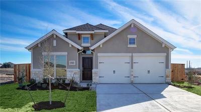 Manor Single Family Home For Sale: 13921 Arbor Hill Cv