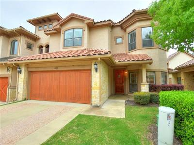 Austin Condo/Townhouse For Sale: 7800 Southwest Pkwy #1612