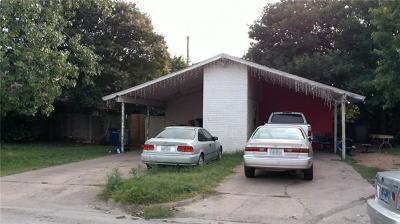 Multi Family Home For Sale: 8612 Fireside Dr