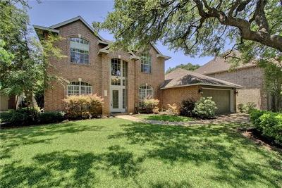 Travis County, Williamson County Single Family Home Pending - Taking Backups: 1204 Hummingbird Ct