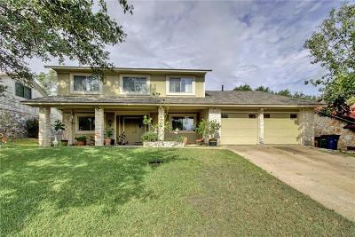 Austin Single Family Home For Sale: 8410 Danville Dr
