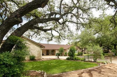 Wimberley Single Family Home Pending - Taking Backups: 62 Woodcreek Dr