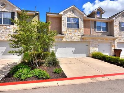Cedar Park Condo/Townhouse For Sale: 700 Mandarin Flyway #1303