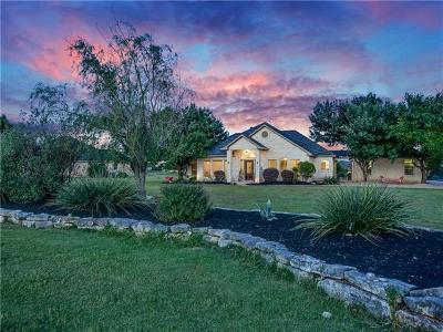 Leander Single Family Home For Sale: 2018 Spyglass Hl