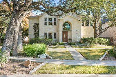 Cedar Park TX Single Family Home For Sale: $349,900