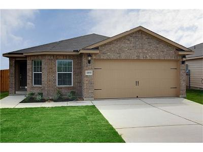 Williamson County Single Family Home For Sale: 324 Yearwood Ln