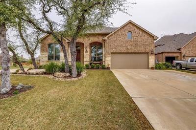 Round Rock Single Family Home Pending - Taking Backups: 3900 Skyview Cv