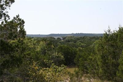 Marble Falls TX Farm For Sale: $50,000