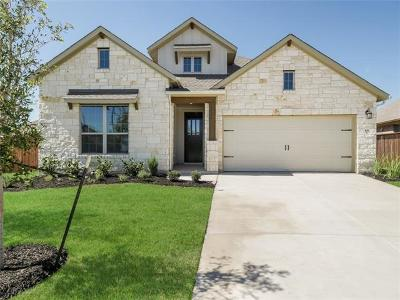 Liberty Hill Single Family Home For Sale: 101 Barlow Cv