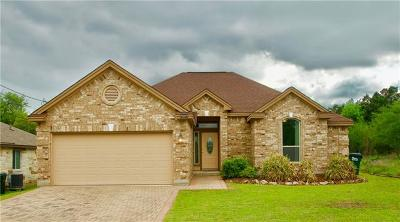 San Marcos Single Family Home Pending - Taking Backups: 2307 Meadow View Dr