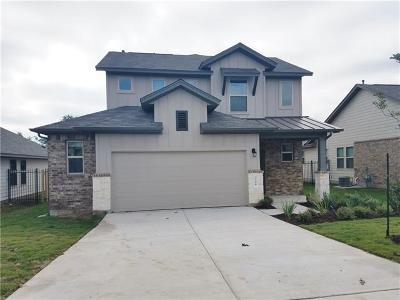 Austin Single Family Home For Sale: 1302 Tenon Cv