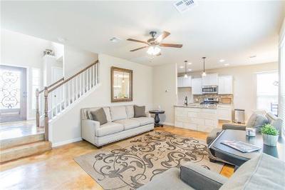 San Marcos Single Family Home Pending - Taking Backups: 311 Parkside Dr
