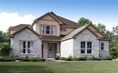 Lakeway Single Family Home For Sale: 308 Borgo Allegri Cv