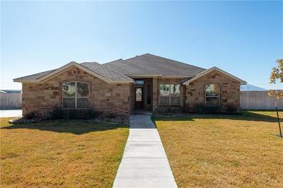 Salado Single Family Home For Sale: 3329 Laurel Highlands Dr