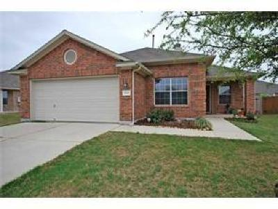 Round Rock Single Family Home Pending - Taking Backups: 1002 Pheasant Ridge Cv