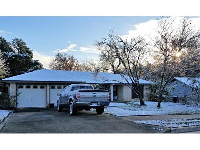 Single Family Home For Sale: 5426 Salem Walk Dr