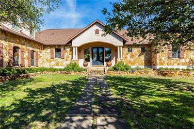 Single Family Home For Sale: 110 Amber Crk