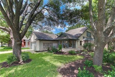 Round Rock Single Family Home For Sale: 2007 Spring Hollow Path