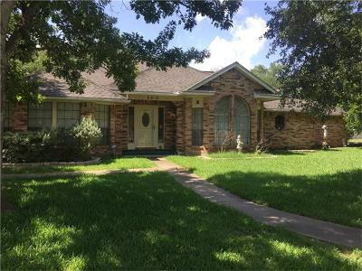Schulenburg, Weimar Single Family Home For Sale: 100 E Summit St