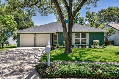 Travis County Single Family Home For Sale: 6617 Lancret Hill Dr