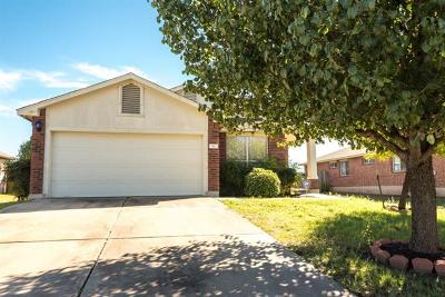 Leander Single Family Home For Sale: 910 S Brook Dr