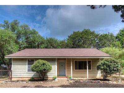 Wimberley Single Family Home For Sale: 152 Spoke Ln