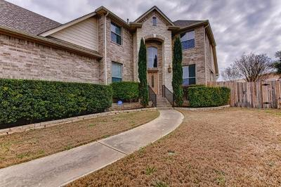 Austin Single Family Home Pending - Taking Backups: 13100 W Appaloosa Chase Dr E