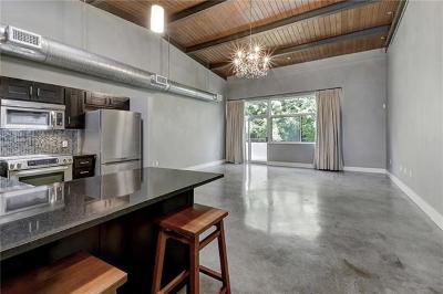Condo/Townhouse For Sale: 2205 N Lamar Blvd #323