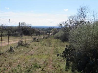 Bell County, Burnet County, Comal County, Fayette County, Hays County, Lampasas County, Lee County, Llano County, San Saba County, Travis County, Williamson County Farm For Sale: W Ranch Road 2233 Hwy