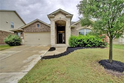 Pflugerville Single Family Home For Sale: 17616 Bridgefarmer Blvd