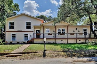 Single Family Home For Sale: 16215 Spring Branch Trl