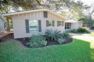 Single Family Home For Sale: 1609 Glenvalley Dr