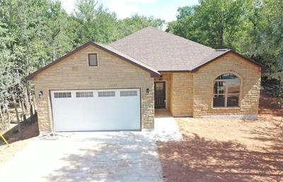 Bastrop Single Family Home For Sale: 260 Lamaloa Ln