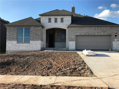Leander Single Family Home For Sale: 2009 Southcreek Dr