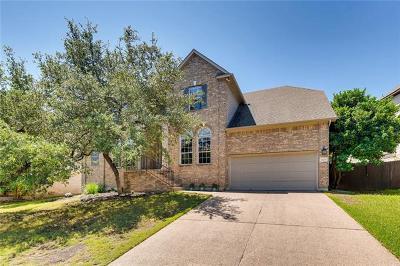 Travis County Single Family Home Pending - Taking Backups: 7125 Via Correto Dr