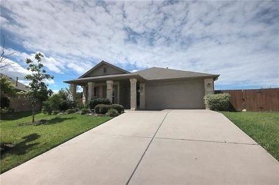 Austin Single Family Home Pending - Taking Backups: 11300 Running Brush Ln