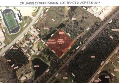 Giddings Residential Lots & Land For Sale: N Hwy 77