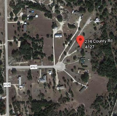Lampasas County Residential Lots & Land Pending - Taking Backups: 274 County Road 4127 #2