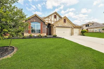 Harker Heights Single Family Home For Sale: 3907 Hickory Vw