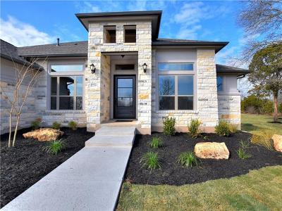 Leander Single Family Home For Sale: 2216 High Lonesome