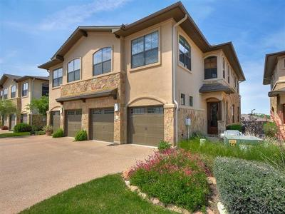 Austin Condo/Townhouse For Sale: 4000 N Ranch Road 620 N #6
