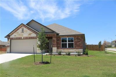 Pflugerville Single Family Home For Sale: 19032 Scoria Dr