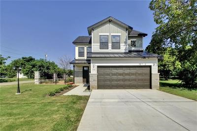 Round Rock Single Family Home For Sale: 712 S Mandell St