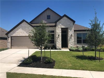 Leander Single Family Home For Sale: 1316 Deering Creek Dr