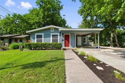 Travis County Single Family Home For Sale: 303 E Skyview Rd